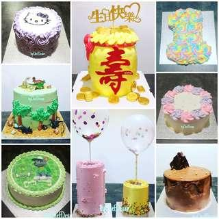 Bespoke Cakes and Desserts