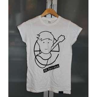 Official Ed Sheeran T-Shirt Merch