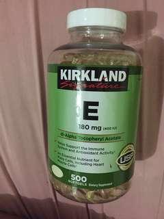 Kirkland Vit E (from US)