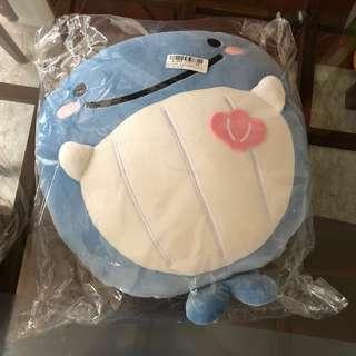 Jinbee-san Squishy Die-cut Cushion Part 2 B Plushie