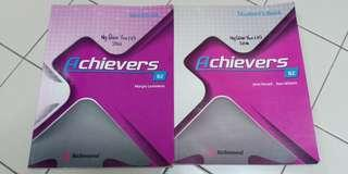 [WTS] Achievers B2 Student Book and Workbook