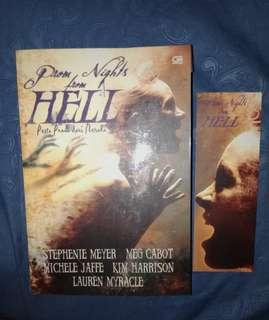 Novel 'Prom Nights from HELL' — Pesta Prom dari NERAKA