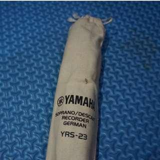 YAMAHA Soprano Recorder German YRS-23 ORIGINAL
