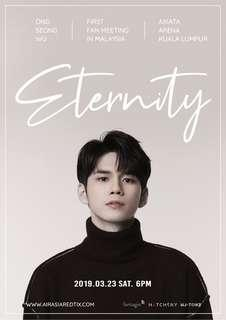 [WTS] Ong Seong Wu Eternity Fanmeeting in KL