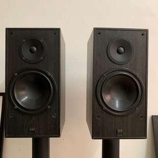 NAD 802 Bookshelf Speakers