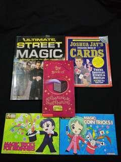 Magic Tricks Books
