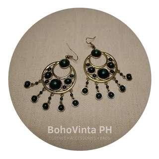 Earrings for sale, bohemian, gypsy, festival, and vintage accessories