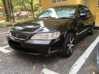 Honda Accord S86