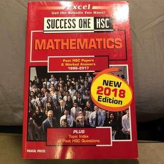 HSC Success One Mathematics