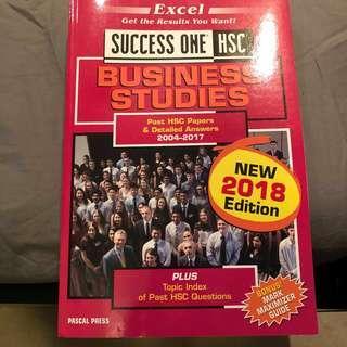 HSC Success One Business Studies