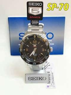 100% authentic Seiko watch free shipping