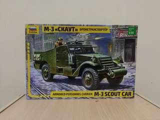 1/35 M-3 SCOUT CAR