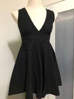 🚚 Pazzo V領合身洋裝