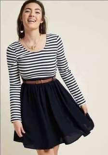 Stripes terno set