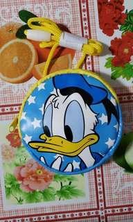 唐老鴨Donald Duck 掛頸散銀包