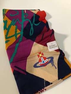 🚚 Vivienne Westwood 方巾