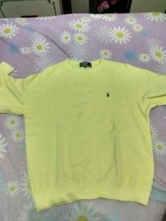 Sweater Baby Yellow Polo