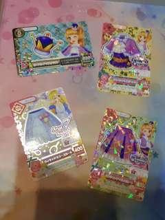 Aikatsu R card set
