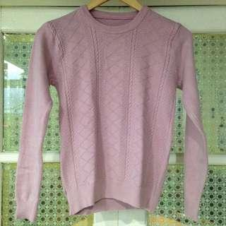 Old Rose Sweater (M)