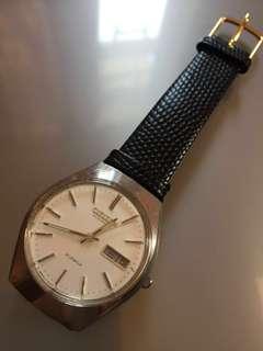 中古星晨雙曆自動機械錶(不議價,謝謝🙏🙏)一
