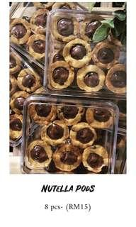 Nutella Pods