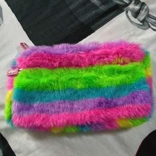 Smiggle Pencil Case (fluffy)