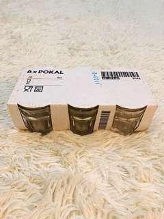 Ikea shot glass