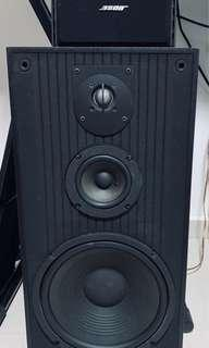 JBL speaker (Pair) Model : TL160