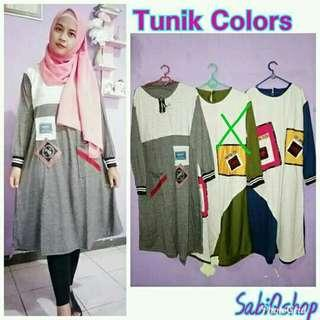 NEW TUNIK COLORS