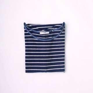 Esprit Striped Loose Top • Size M
