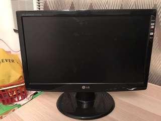 LG 19 inch monitor