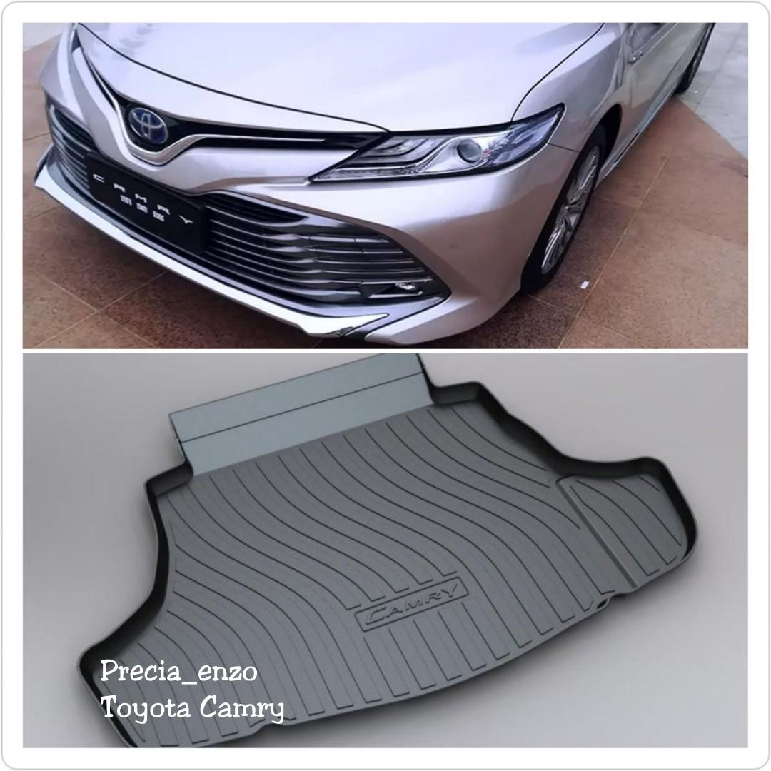 Toyota Camry Accessories >> 2018 2019 Toyota Camry Boot Tray Car Accessories