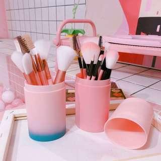 Make Up Brushes Set 12pcs with Box