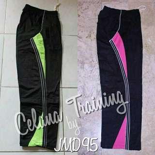 celana training olahraga / celana adidas / celana nike