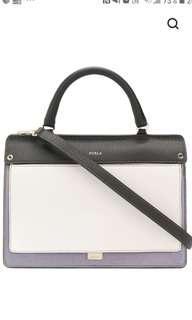 Furla Like Top Handle hand bag 99% new