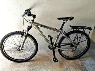 Very reliable Trek mtb hardtail, size S
