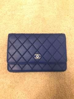 Chanel Navi small clutch