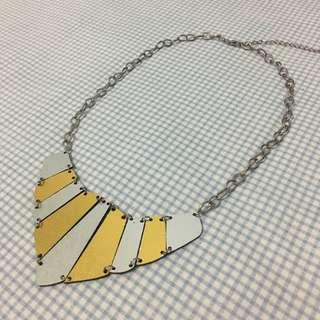 Triangle Party Necklace