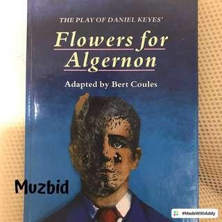 🚚 Flowers for Algernon-the play of Daniel Keyes