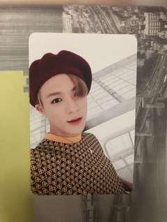 NCT Dream Jeno Photocard We Go Up