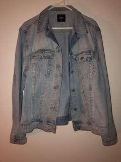 Sports girl Denim Jacket