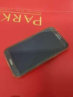 Samsung Note 2 Faulty LCD