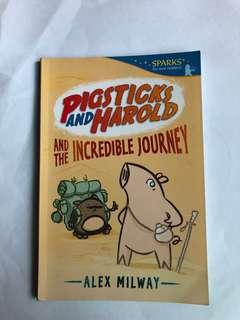 🚚 Pigsticks and Harold and the incredible journey