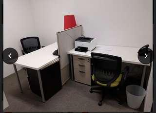 Serviced Office Space At Midview City For Rent!!!