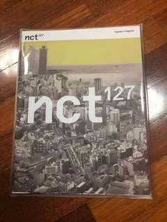 NCT 127 Regular-Irregular Album