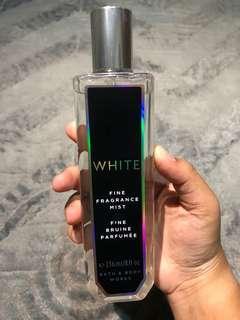 White FINE MIST
