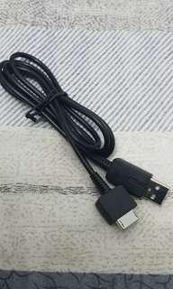 PSV100系列 USB傳輸及充電線 X 1條(包平郵)
