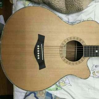 🚚 木吉他pss02