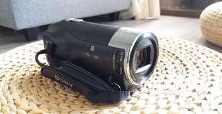 新淨 Sony Handycam PJ440