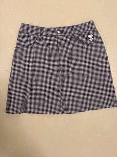 迷你裙 Mini skirt